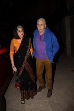 Naseeruddin Shah, Ratna Pathak Shah at the Screening Of Movie Black Mail At Sunny Super Sound on 6th April 2018 (56)_5ac9a3444678f.JPG