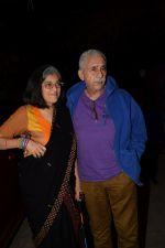 Naseeruddin Shah, Ratna Pathak Shah at the Screening Of Movie Black Mail At Sunny Super Sound on 6th April 2018 (60)_5ac9a3473a15d.JPG
