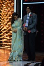 Shilpa Shinde, Sunil Grover at the Preview Of Jio Dhan Dhana Dhan LIVE on 6th April 2018 (67)_5ac98c1a10124.JPG