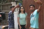 Tamanna Bhatia spotted post the rehearsal for IPL opening at Bandra in mumbai on 6th April 2018 (6)_5ac9a74044f97.JPG