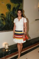 Gul Panag at the press conference of Outlook Social Media Awards in Taj Lands End in mumbai on 9th April 2018