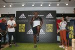 Kieron Pollard at the Launch of AlphaBounce Beyond in Highstreet Phoenix in lower parel, Mumbai on 9th April 2018 (9)_5acc5965ea3ae.JPG