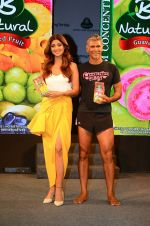 Shilpa Shetty, Milind Soman At Launch Of B Natural New Range Of Juices on 9th April 2018 (1)_5acc5d184a9f1.jpg