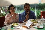 Shoojit Sircar, Banita Sandhu promote film October and celebrate the spirit of hotel employees at the staff canteen of Holiday Inn Hotel in andheri, mumbai on 9th April 2018 (56)_5acc5505062d4.JPG