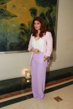 Twinkle Khanna at the press conference of Outlook Social Media Awards in Taj Lands End in mumbai on 9th April 2018