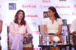 Twinkle Khanna, Gul Panag at the press conference of Outlook Social Media Awards in Taj Lands End in mumbai on 9th April 2018 (6)_5acc5a57a2c10.JPG