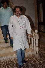 Amole Gupte at the Prayer Meet Of Smt. Satya Bhardwaj(Mother Of Vishal Bhardwaj) on 11th April 2018