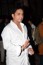 Sukhwinder Singh at the Prayer Meet Of Smt. Satya Bhardwaj(Mother Of Vishal Bhardwaj) on 11th April 2018