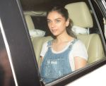 Aditi Rao Hydari at the Screening Of Movie October in Yash Raj on 12th April 2018