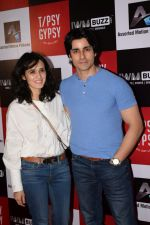 Gautam Rode, Pankhuri Awasthy at the Grand Celebration Of Nababarsho Bash in Tispy Gypsy on 12th April 2018