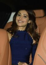 Nushrat Barucha at the Screening Of Movie October in Yash Raj on 12th April 2018