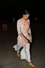 Aahana Kumra Spotted At Airport on 13th April 2018