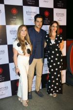 Zayed Khan, Sussanne Khan At The Launch Of Bespoke Home Jewels By Minjal Jhaveri on 13th April 2018 (46)_5ad1be46bb4dd.jpg