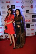 Bhagyashree at Beti Fashion show at jw marriott Juhu mumbai on 18th April 2018 (18)_5adf3870306a6.JPG