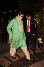 Amitabh bachchan attend a wedding reception at The Club andheri in mumbai on 22nd April 2018 (7)_5ae075d5151d8.jpg