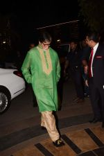 Amitabh bachchan attend a wedding reception at The Club andheri in mumbai on 22nd April 2018 (8)_5ae075d773d72.jpg