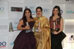 Bhumi Pednekar, Rekha, Divya Khosla Kumar at 11th Geospa Asiaspa India Awards 2018 on 24th April 2018  (1)_5ae094ca73b0e.jpg