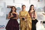 Bhumi Pednekar, Rekha, Divya Khosla Kumar at 11th Geospa Asiaspa India Awards 2018 on 24th April 2018  (5)_5ae094998a58a.jpg