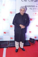 Javed Akhtar at the Red Carpet Of 9th The Walk Of Mijwan on 19th April 2018 (7)_5ae021afc740c.JPG