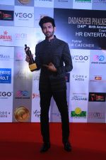 Kartik Aaryan at Dadasaheb Phalke Awards at St Andrews bandra , mumbai on 22nd April 2018