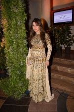 Kehkashan Patel at a wedding reception at The Club in Mumbai on 22nd April 2018 (8)_5ae052ca877aa.JPG