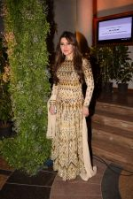Kehkashan Patel at a wedding reception at The Club in Mumbai on 22nd April 2018 (9)_5ae052cd52f87.JPG