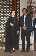 Nita Ambani at Dinner hosted in honour of Dr Thomas Boch the president of international Olympic Committee by Ambani_s at Antilia in mumbai on 19th April 2018 (6)_5ae02e8b12e55.jpg