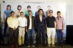 Rajkumar Hirani, Bhushan Kumar, Ranbir Kapoor, Vidhu Vinod Chopra at the Trailer Launch Of Film Sanju on 24th April 2018 (41)_5ae09f671d052.JPG