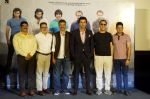 Rajkumar Hirani, Bhushan Kumar, Ranbir Kapoor, Vidhu Vinod Chopra at the Trailer Launch Of Film Sanju on 24th April 2018 (42)_5ae09f797c04c.JPG
