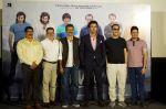 Rajkumar Hirani, Bhushan Kumar, Ranbir Kapoor, Vidhu Vinod Chopra at the Trailer Launch Of Film Sanju on 24th April 2018 (44)_5ae09f6a58ec1.JPG