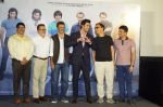 Rajkumar Hirani, Bhushan Kumar, Ranbir Kapoor, Vidhu Vinod Chopra at the Trailer Launch Of Film Sanju on 24th April 2018 (46)_5ae09f3b9fabb.JPG