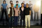 Rajkumar Hirani, Bhushan Kumar, Ranbir Kapoor, Vidhu Vinod Chopra at the Trailer Launch Of Film Sanju on 24th April 2018 (50)_5ae09f842e676.JPG