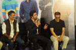 Rajkumar Hirani, Ranbir Kapoor, Vidhu Vinod Chopra at the Trailer Launch Of Film Sanju on 24th April 2018 (28)_5ae09eb568259.JPG