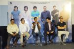 Rajkumar Hirani, Ranbir Kapoor, Vidhu Vinod Chopra at the Trailer Launch Of Film Sanju on 24th April 2018 (44)_5ae09ebc4a73b.JPG