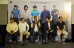 Rajkumar Hirani, Ranbir Kapoor, Vidhu Vinod Chopra at the Trailer Launch Of Film Sanju on 24th April 2018 (45)_5ae09ee182b11.JPG