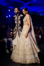 Ranbir Kapoor, Deepika Padukone walk the ramp at Manish Malhotra_s Mijwan show in mumbai on 19th April 2018 (15)_5ae043b5bac0f.JPG