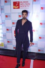 Saqib Saleem at the Red Carpet Of 9th The Walk Of Mijwan on 19th April 2018 (61)_5ae022b0ae12a.JPG
