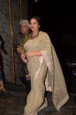 Shabana Azmi, Javed Akhtar at Poonam dhillon birthday party in juhu on 18th April 2018 (16)_5ae00fa6a1a91.JPG
