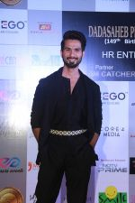 Shahid Kapoor at Dadasaheb Phalke Awards at St Andrews bandra , mumbai on 22nd April 2018 (11)_5ae04f74aac58.JPG