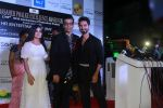 Shahid Kapoor at Dadasaheb Phalke Awards at St Andrews bandra , mumbai on 22nd April 2018 (8)_5ae04f4b97b03.JPG