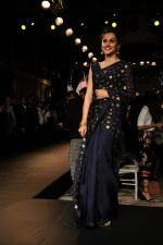 Tapsee Pannu At Forevermark Collection Fashion Show on 20th April 2018