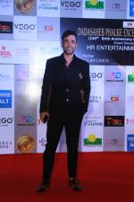 Tusshar Kapoor at Dadasaheb Phalke Awards at St Andrews bandra , mumbai on 22nd April 2018 (14)_5ae04fd0d09b6.JPG