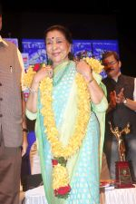 Asha Bhosle at Deenanath Mangeshkar Smruti Pratishtan Awards 2018 on 25th April 2018 (24)_5ae163dcb5ffc.JPG