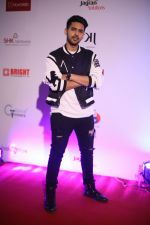 Armaan Malik at the Red Carpet Of 16th Dada Saheb Phalke Film Foundation Awards on 29th April 2018 (15)_5ae80a6de757f.JPG