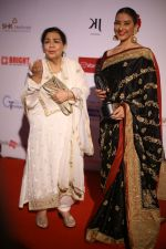 Farida Jalal ,Manisha Koirala at the Red Carpet Of 16th Dada Saheb Phalke Film Foundation Awards on 29th April 2018 (3)_5ae80a96d142b.JPG