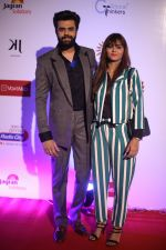 Manish Paul at the Red Carpet Of 16th Dada Saheb Phalke Film Foundation Awards on 29th April 2018 (9)_5ae80ac34593c.JPG