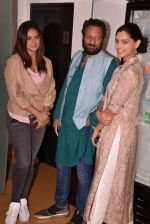 Neetu Chandra, Shekhar Kapur, Saiyami Kher at the Screening Of Film Omerta on 30th April 2018 (4)_5ae81612530e6.JPG