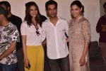 Rakul Preet Singh, Rajkummar Rao, Saiyami Kher at the Screening Of Film Omerta on 30th April 2018 (1)_5ae816180f27e.JPG
