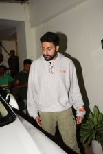 Abhishek Bachchan at the Screening of 102 NotOut in Sunny Super sound, juhu on 1st May 2018 (35)_5ae9559a20c8f.JPG