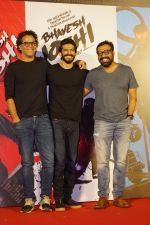 Vikramaditya Motwane, Harshvardhan Kapoor, Anurag Kashyp at Bhavesh Joshi Superhero Trailer Launch on 3rd May 2018 (4)_5aed63c00627f.JPG